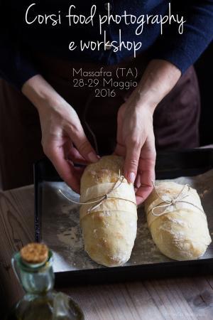 Corso base di food photography e styling