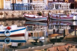 Mare, sole e cucina crudista...in Grecia!