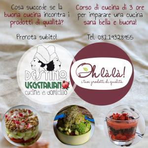 Corso di Cucina a Sarno (SA)
