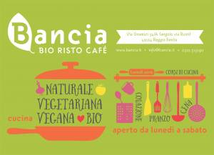 BANCIA Bio Risto Cafe