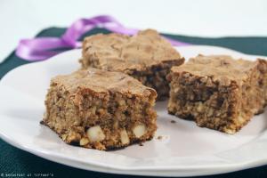 Torta cioccolato e mandorle gluten-free