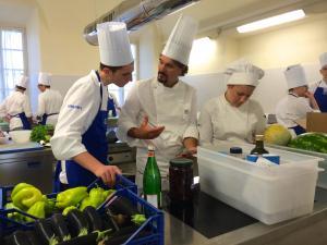 ALMA: l anima vibrante della cucina italiana