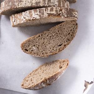 Pane di grani antichi lucani