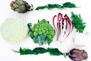 Anno nuovo, verdure di stagione!