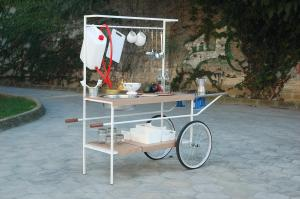 Street food and design: arriva Qcina!