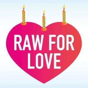 Raw for love: il primo corso di cucina crudista e solidale