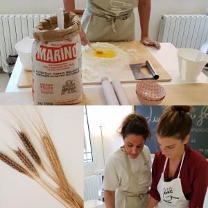 Grani antichi: dal pane alla pasta fresca