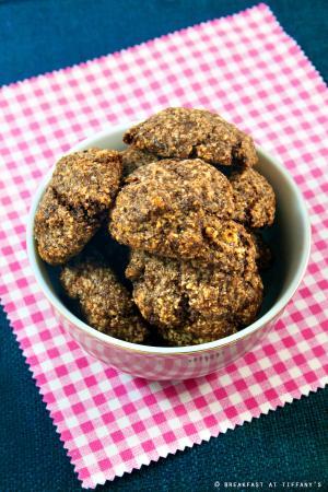 Biscotti cioccolato e mandorle gluten-free
