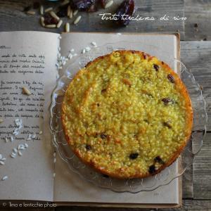 Torta turchesca di riso #zerospreco