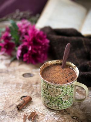 Cioccolata calda alle castagne
