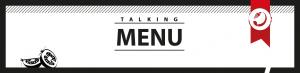 Talking Menu App