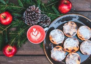 Mangiare a Natale senza sensi di colpa