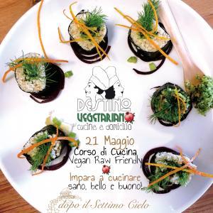 Corso di Cucina Veg & Raw