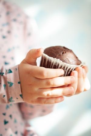Muffin vegan cioccolato e pera #sprecozero