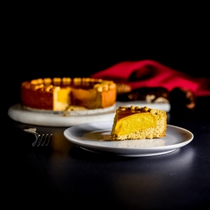 Pumpkin pie vegan