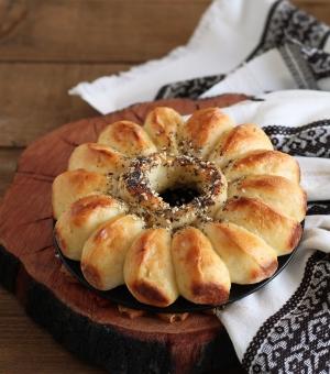 Margherita di pan brioche gluten free