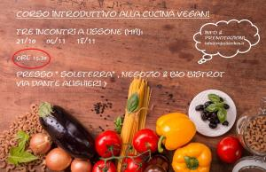 Corso introduttivo alla cucina vegan