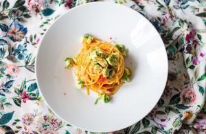 Spaghetti estivi