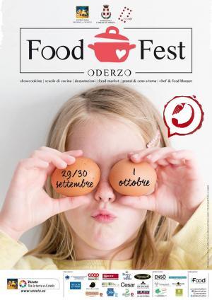 Cucinamancina all'ODERZO FOOD FEST