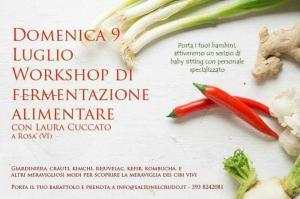 Workshop di fermentazione alimentare