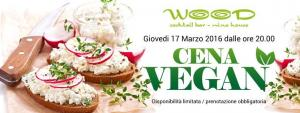 Cena Vegan a Mariano Comense