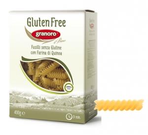 Fusilli senza glutine con farina di quinoa