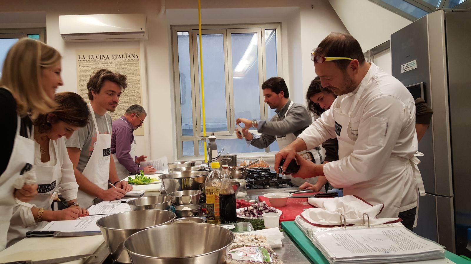 Disegno scuola di cucina italiana ispirazioni design - Cucina italiana moderna ...