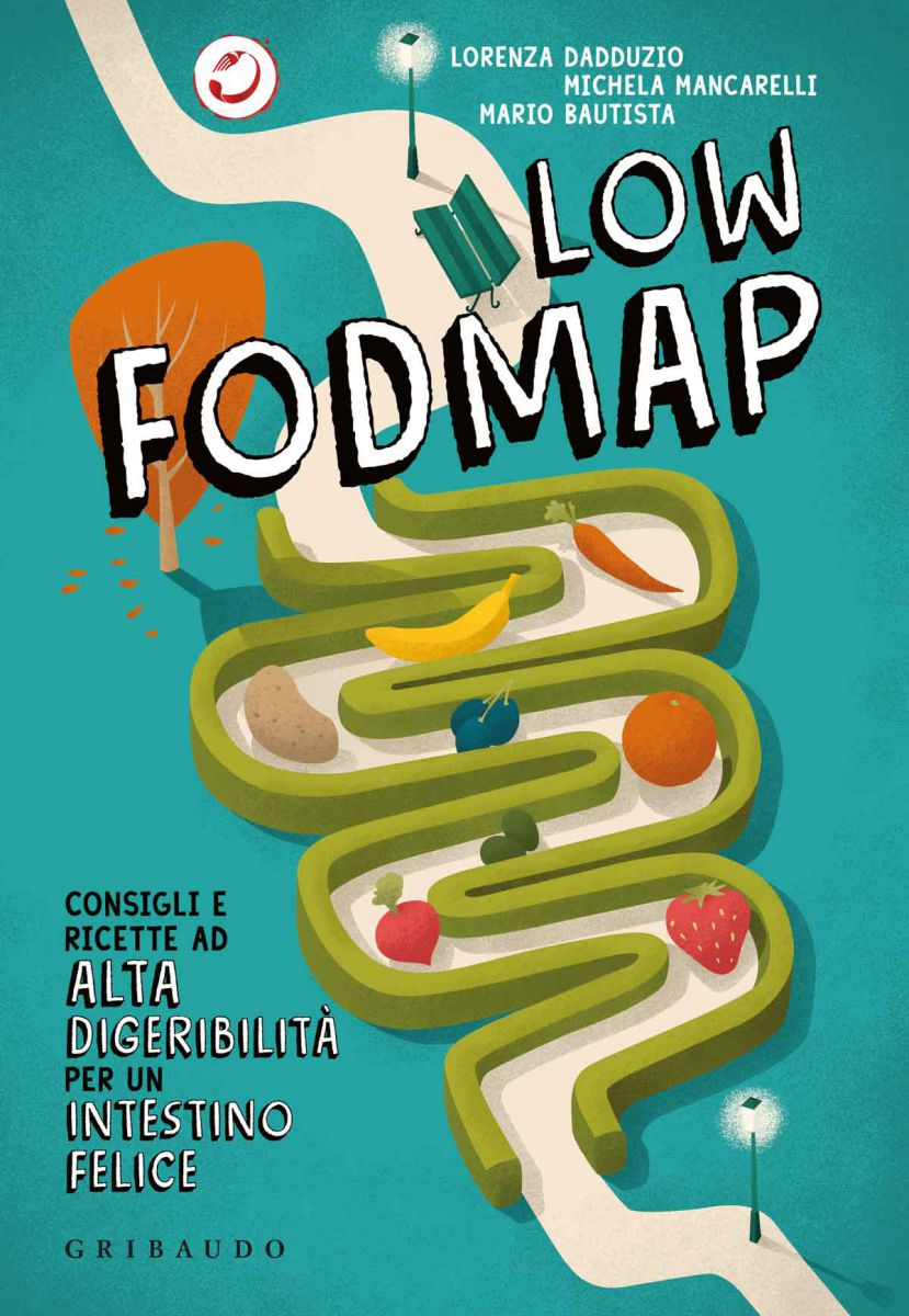 Low FODMAP quarta di copertina