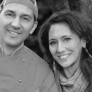 Paolo e Gaia de La Cucina Verde