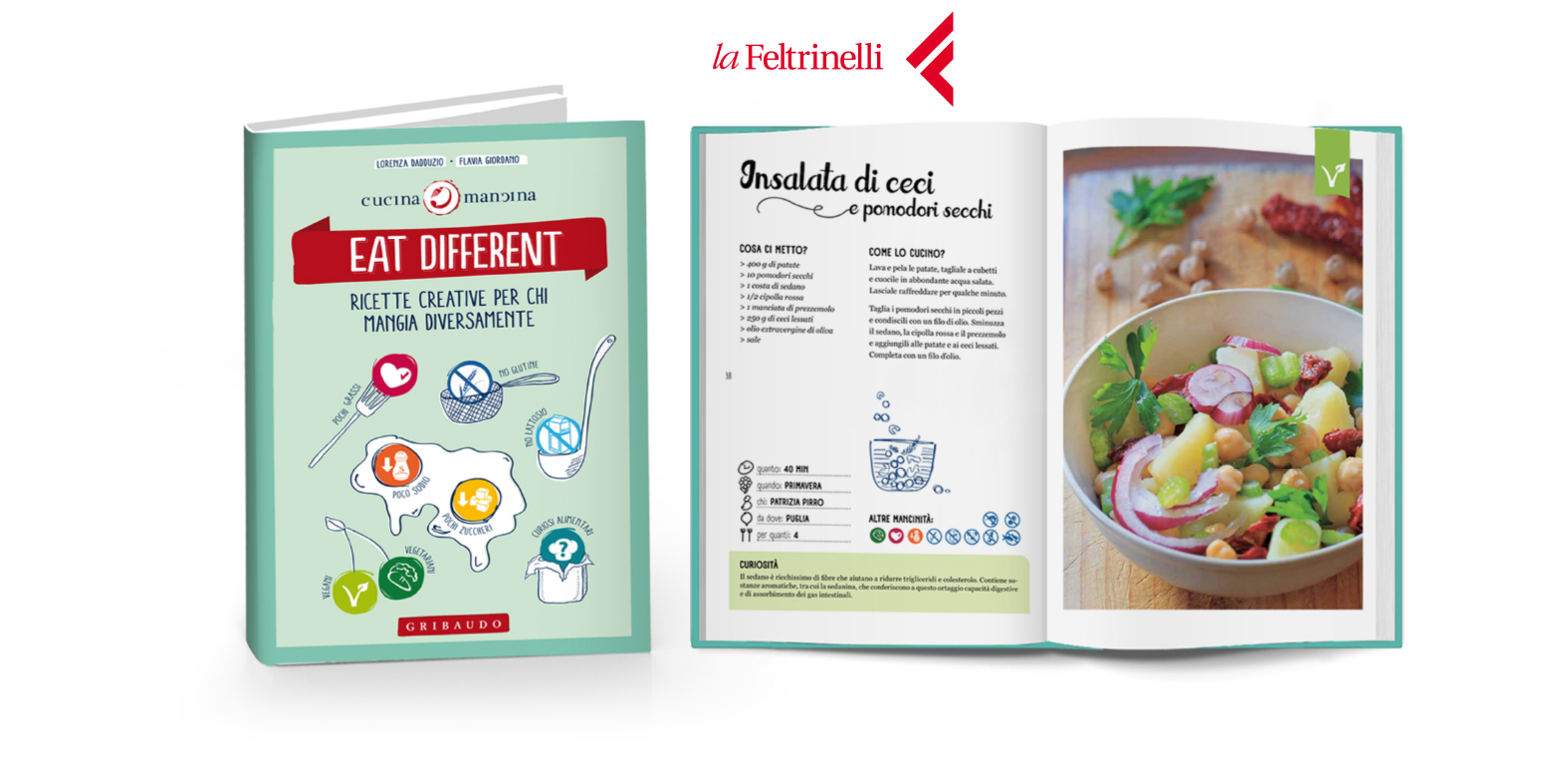 LIBRI EATdifferent