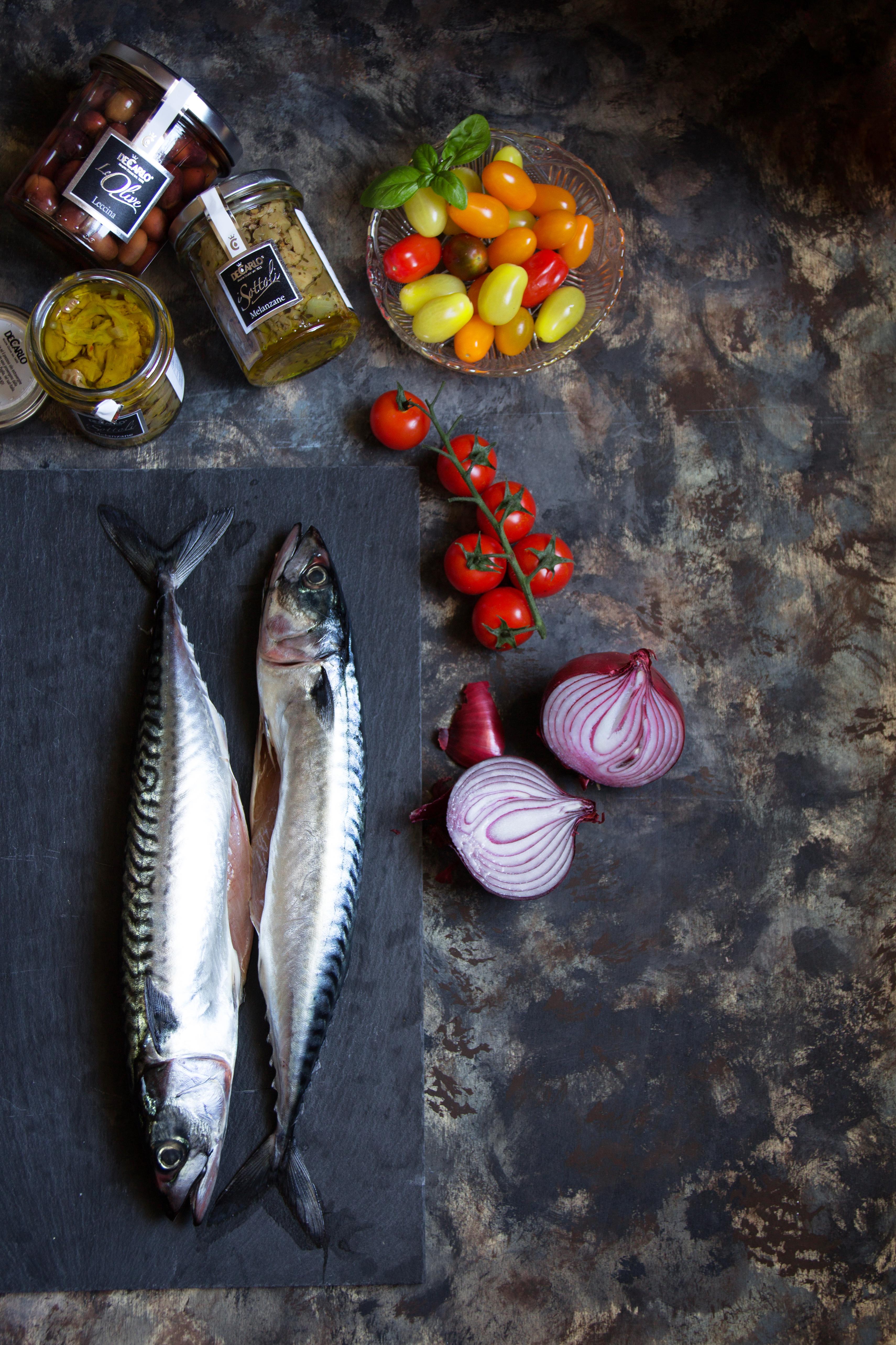 Sgombro melenzane e olive 1331 REV