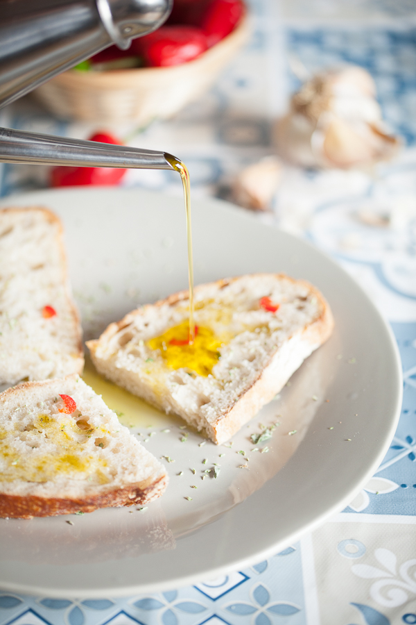 pane aglio e olio