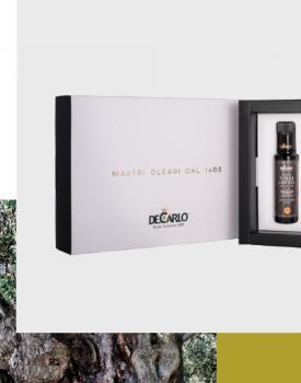 Gift box De Carlo Linea Evolution EC8