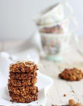 Gallette gluten free ai tre soffiati e cioccolato #zerospreco