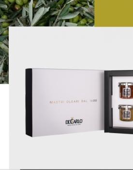 Gift box De Carlo Linea Evolution EC6