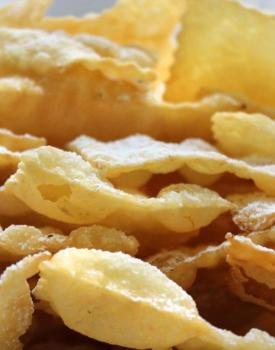 Chiacchiere senza glutine