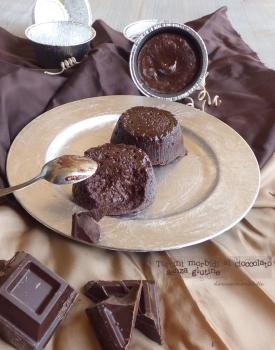 Tortini morbidi al cioccolato #zerospreco