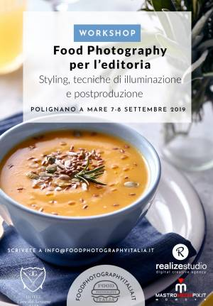Corso di Food Photography